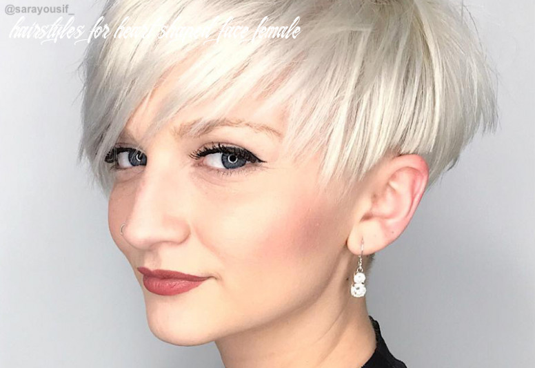 Top 11 haircuts for heart shaped faces of 11 hairstyles for heart shaped face female