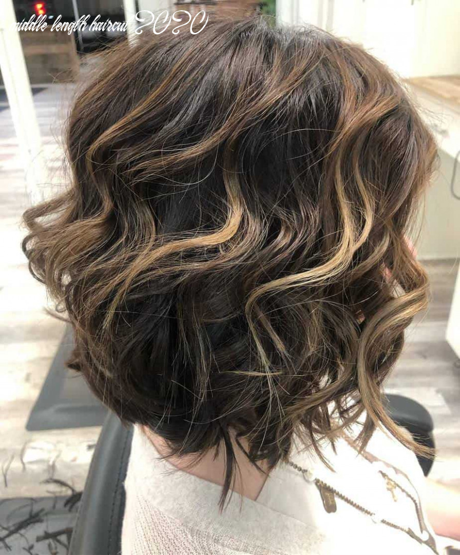 Top 11 rocking medium length hairstyles 11 (11 photos and videos) middle length haircut 2020