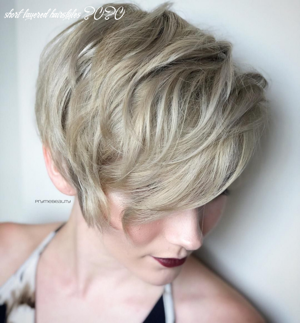 Top 11 trendy, low maintenance short layered hairstyles 11 (mit