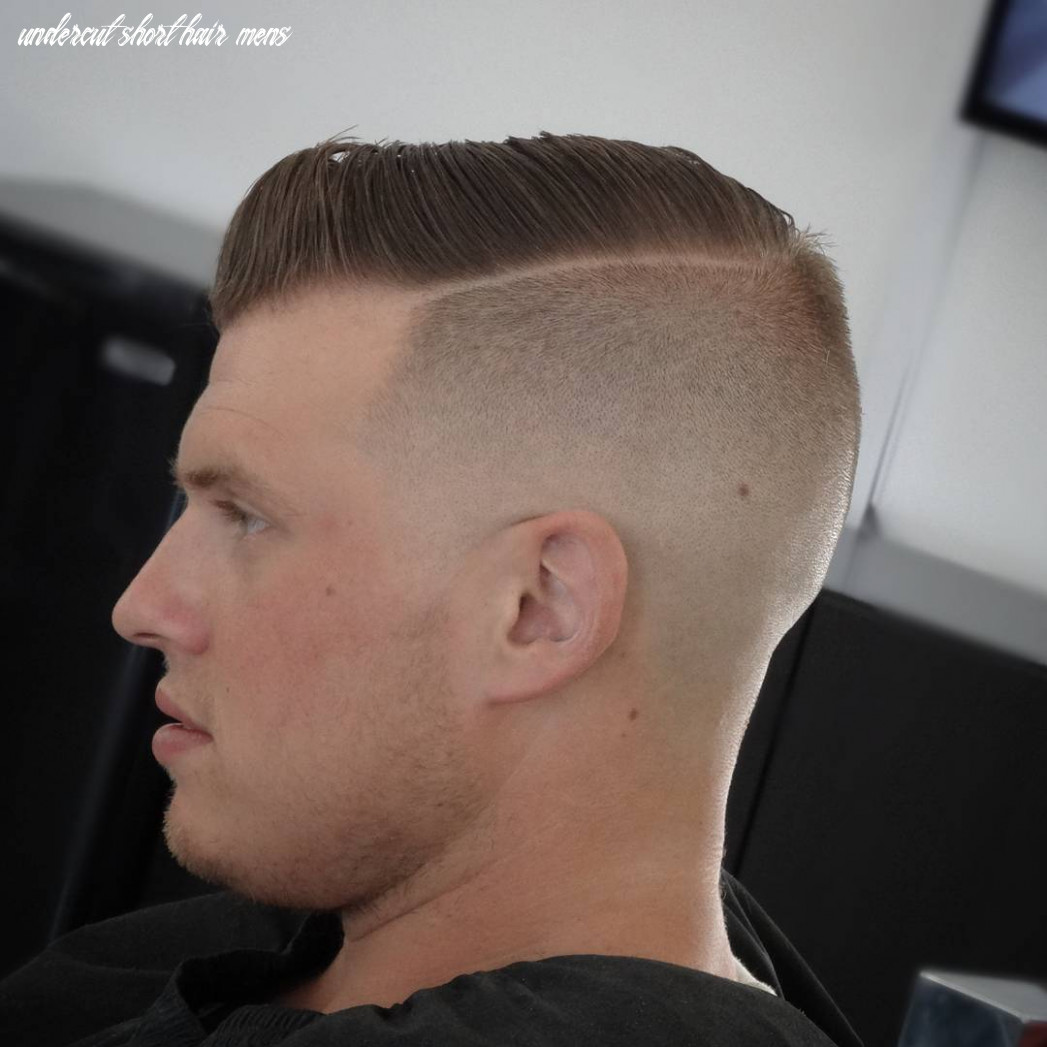 Top 11 Undercut Haircuts + Hairstyles For Men (11 Update)