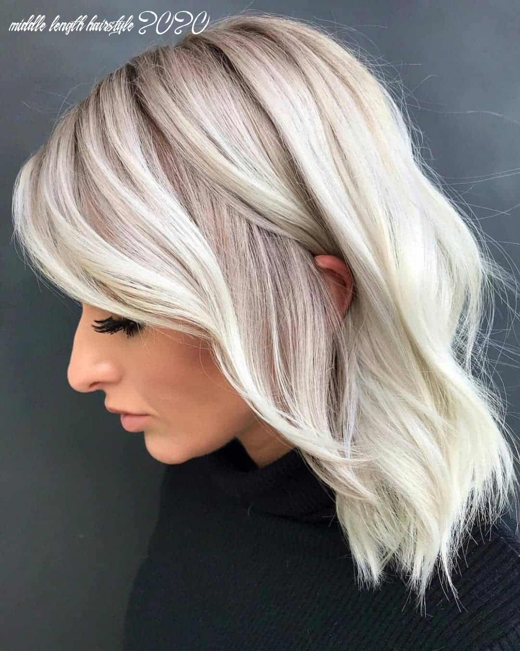 Top 11 womens medium length hairstyles 11 (11 photos videos) middle length hairstyle 2020