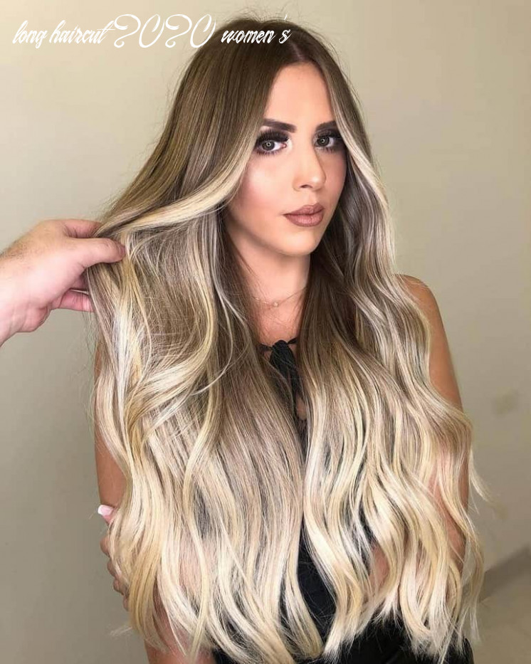 Top 12 best womens haircuts for long hair 12 and more (12 photos
