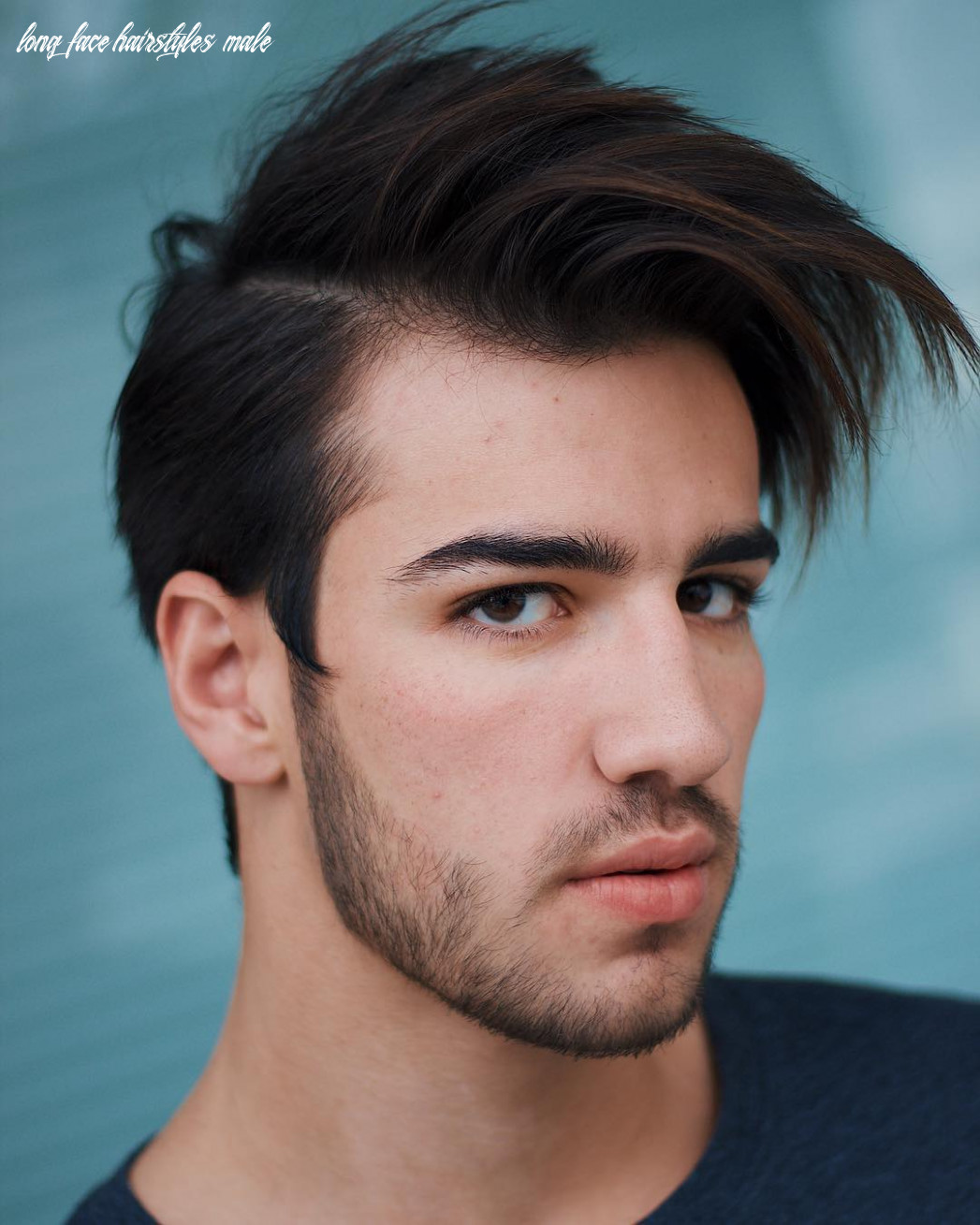 Top 12 elegant haircuts for guys with square faces long face hairstyles male