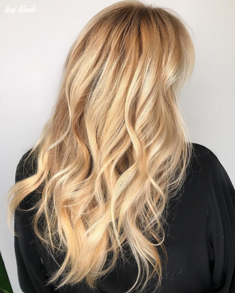 Top 12 Hairstyles for Long Blonde Hair in 12