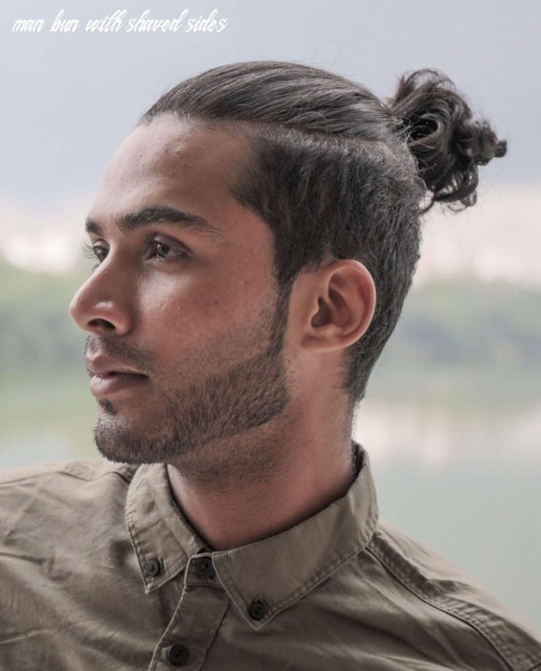 Top 12+ Man Bun Hairstyles for the Modern Day Guy