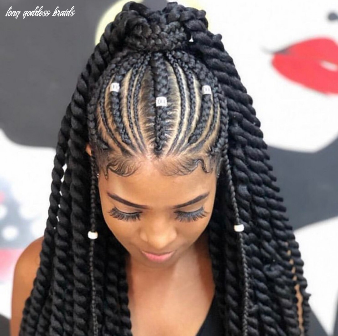 Top 8 goddess braids ideas for 8 ▷ Legit.ng