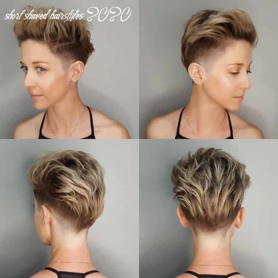 Top 8 most beautiful and unique womens short hairstyles 8 (8
