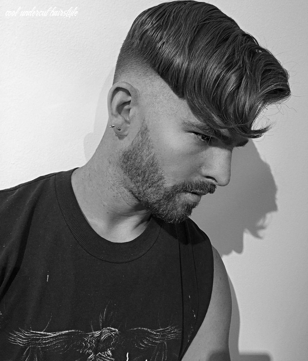 Top 8 undercut haircuts hairstyles for men (8 update) cool undercut hairstyle