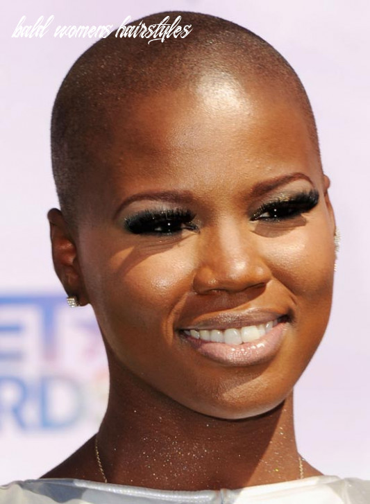 Top 9 bold bald and beautiful hairstyles bald womens hairstyles