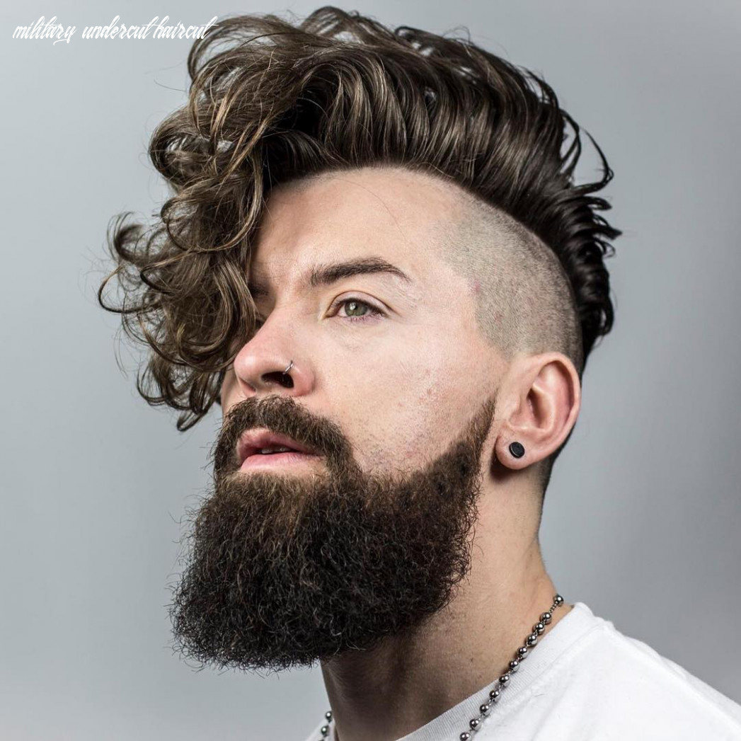 Top 9 Undercut Hairstyles For Men - AtoZ Hairstyles