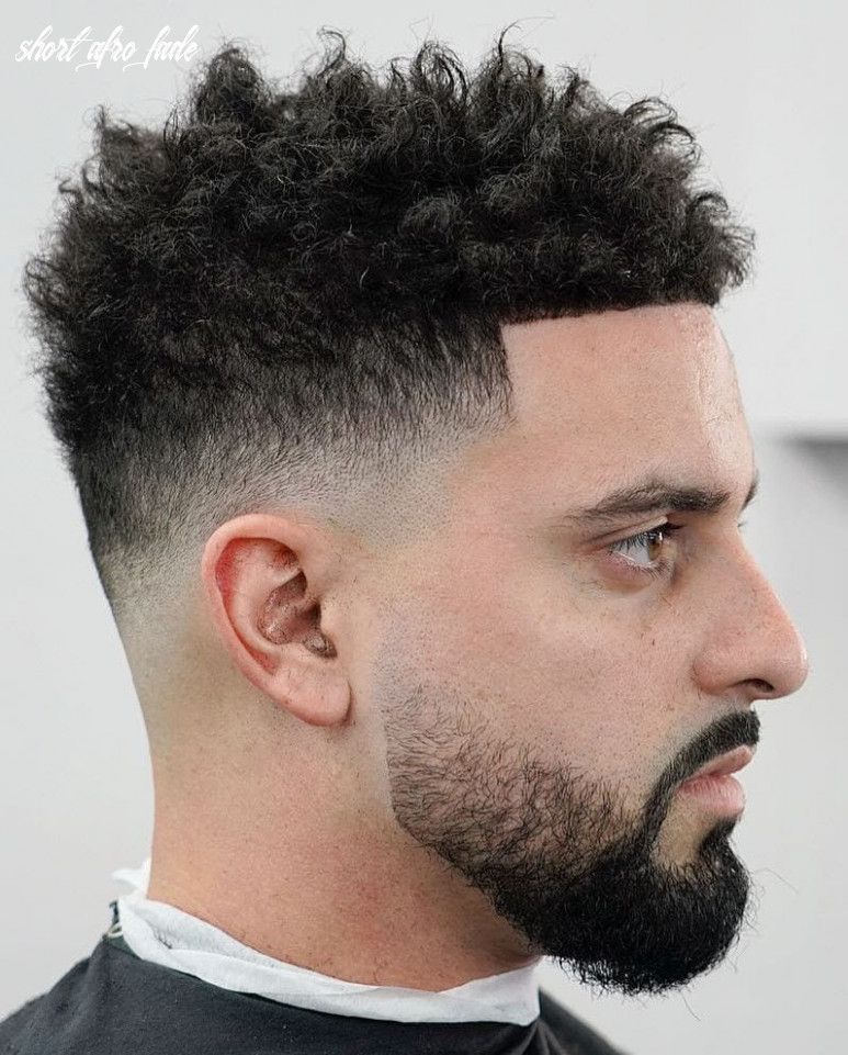 Top afro hairstyles for men in 11 (visual guide) short afro fade