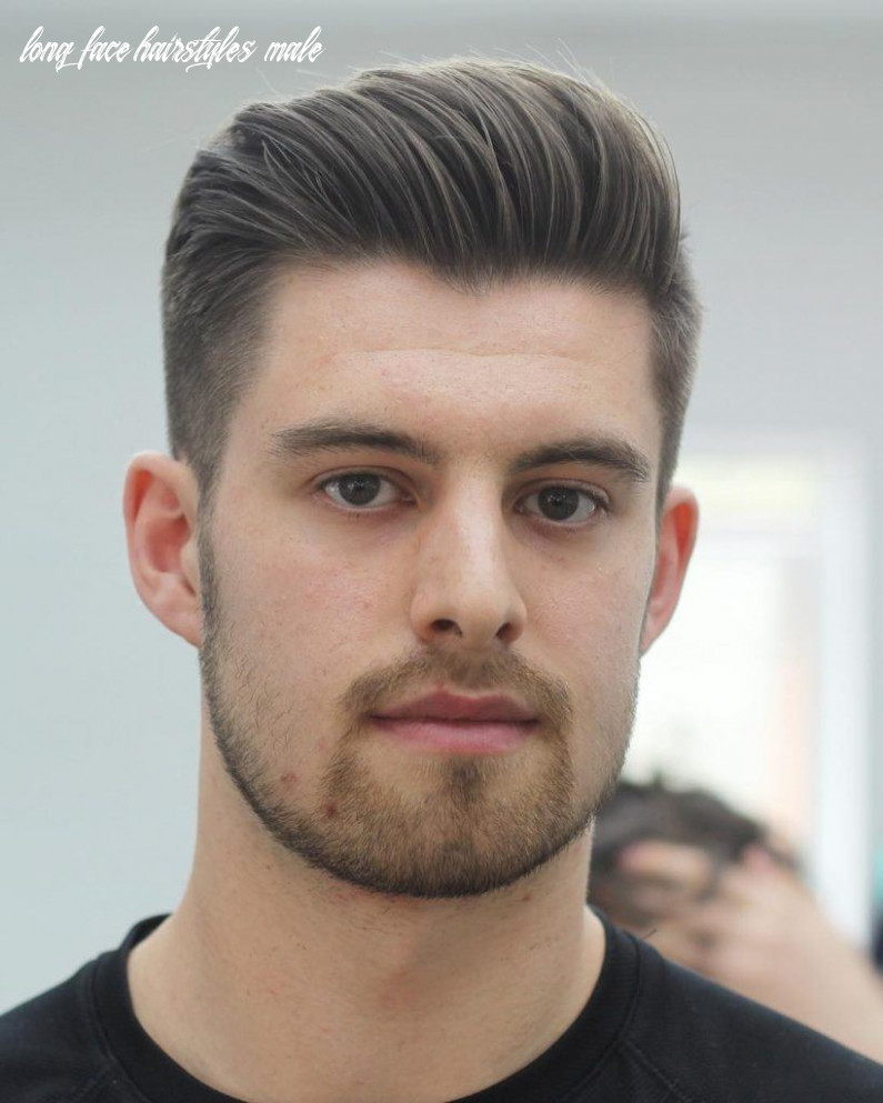 Top Ideas 12+ Hairstyle Oblong Face Male