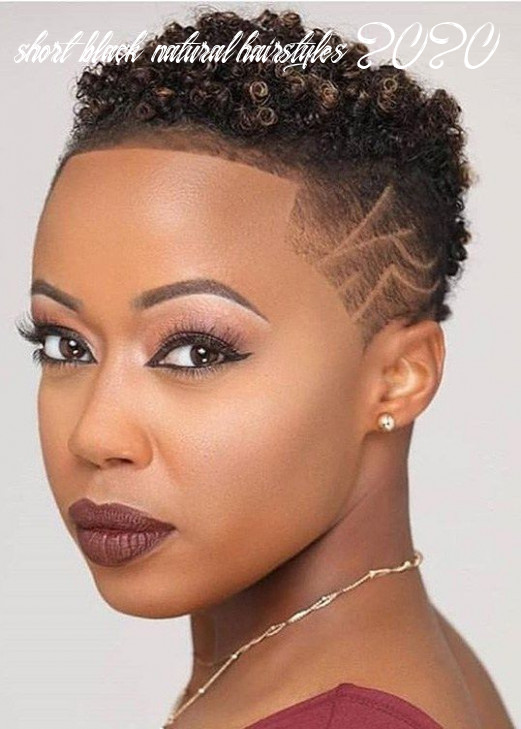 Top short hairstyles for black women 8 to 8 | natural hair