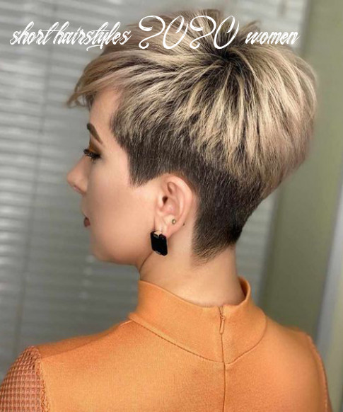 Top Trendy Very Short Haircuts 8 for Girls and Women. | Chunk ...