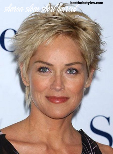 Trendy Haircuts: 9 New Sharon Stone Short Hairstyles - 9 ...