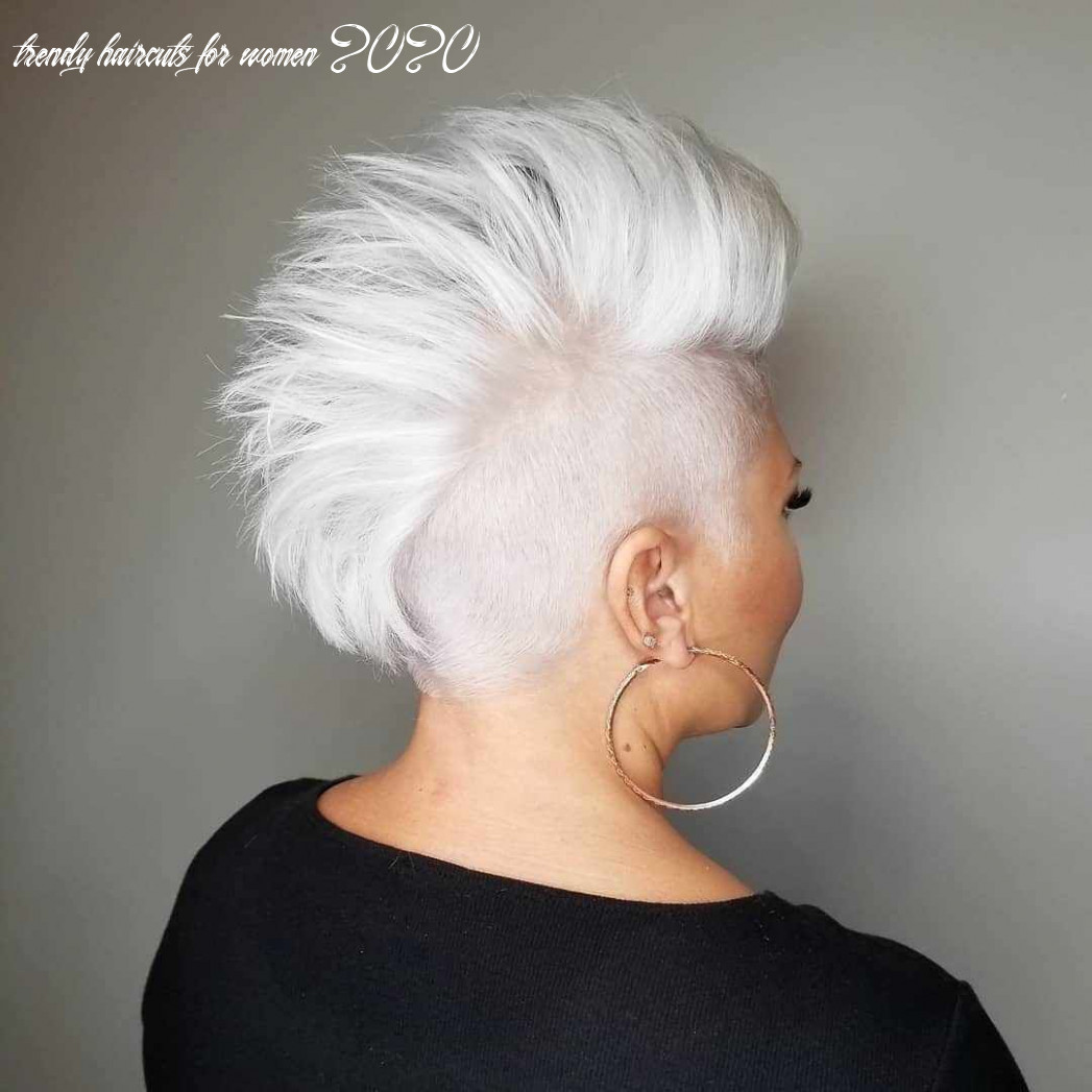 Trendy very short haircuts for women 9 trends