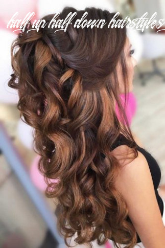 Try 12 half up half down prom hairstyles | lovehairstyles
