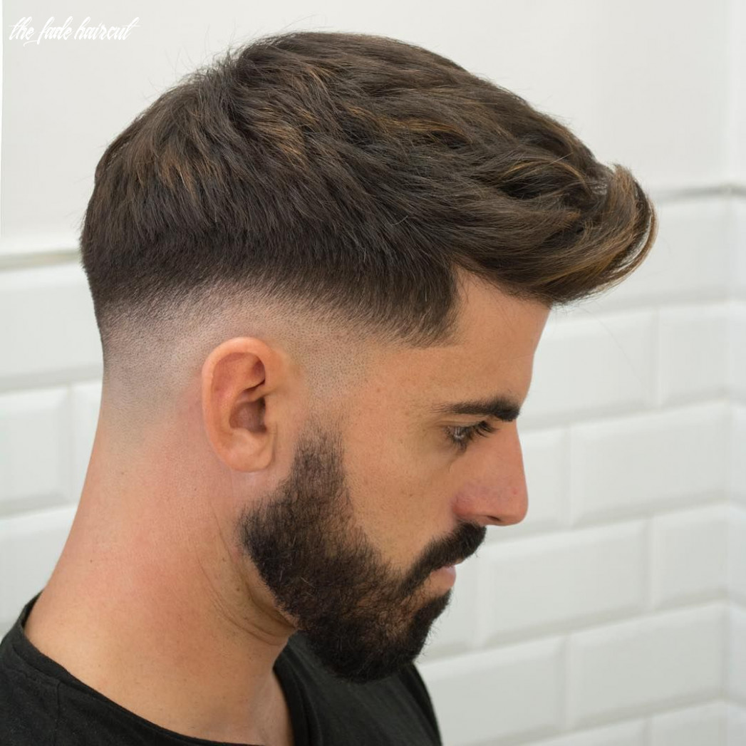Types of fade haircuts (12 update) | coupe de cheveux, cheveux