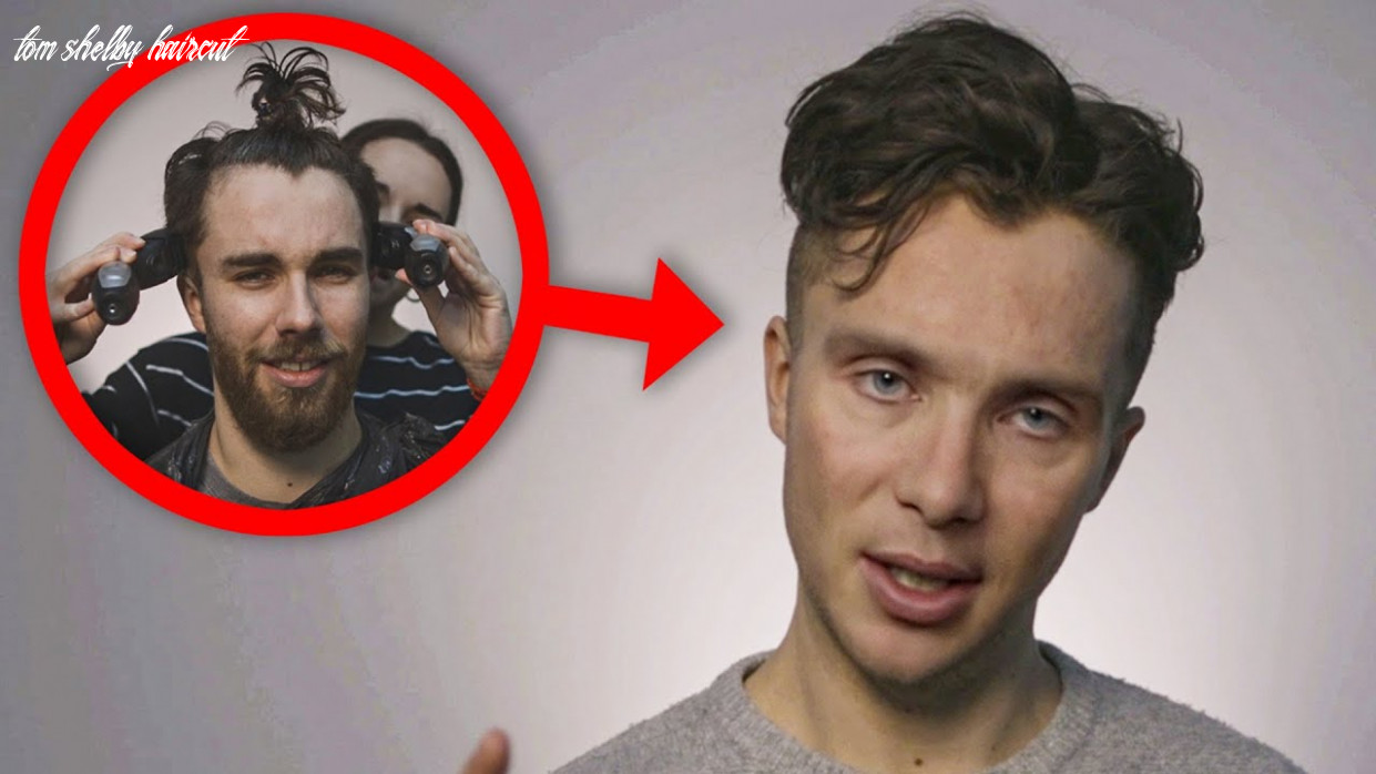 Unbelievable tommy shelby haircut (deepfake voice impression) tom shelby haircut