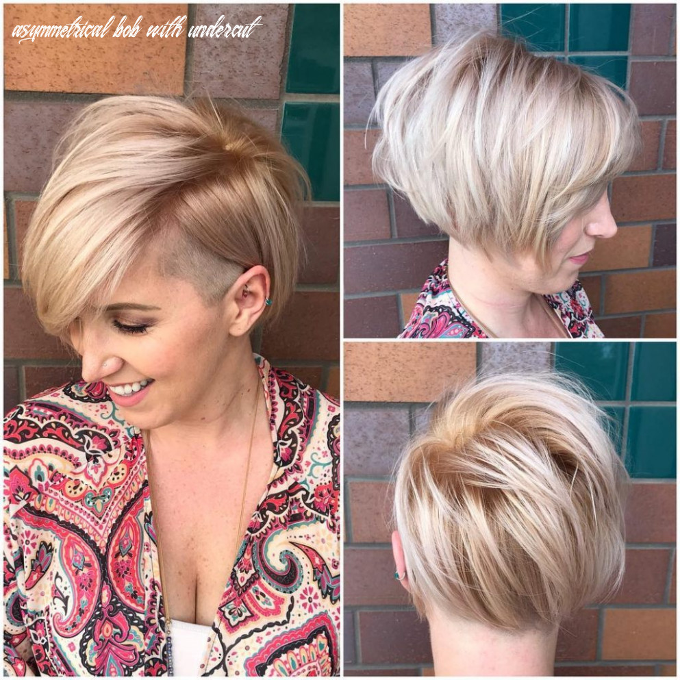 Undercut bob hairstyle hairstyle american girl asymmetrical bob with undercut