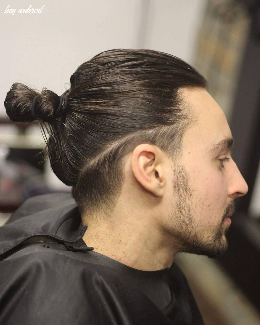 Undercut long hair male unique long hair ideas for men long men s