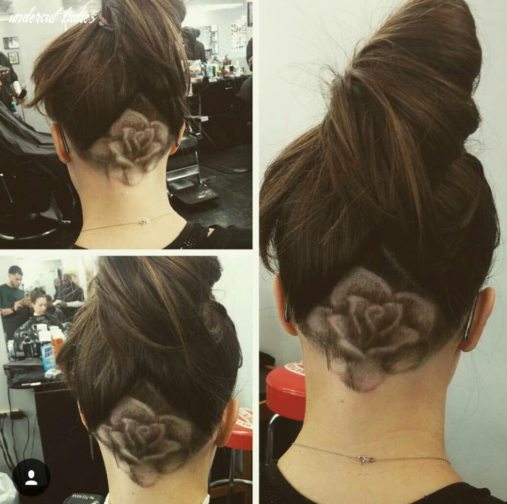Undercut | undercut hairstyles, undercut hair designs, shaved hair