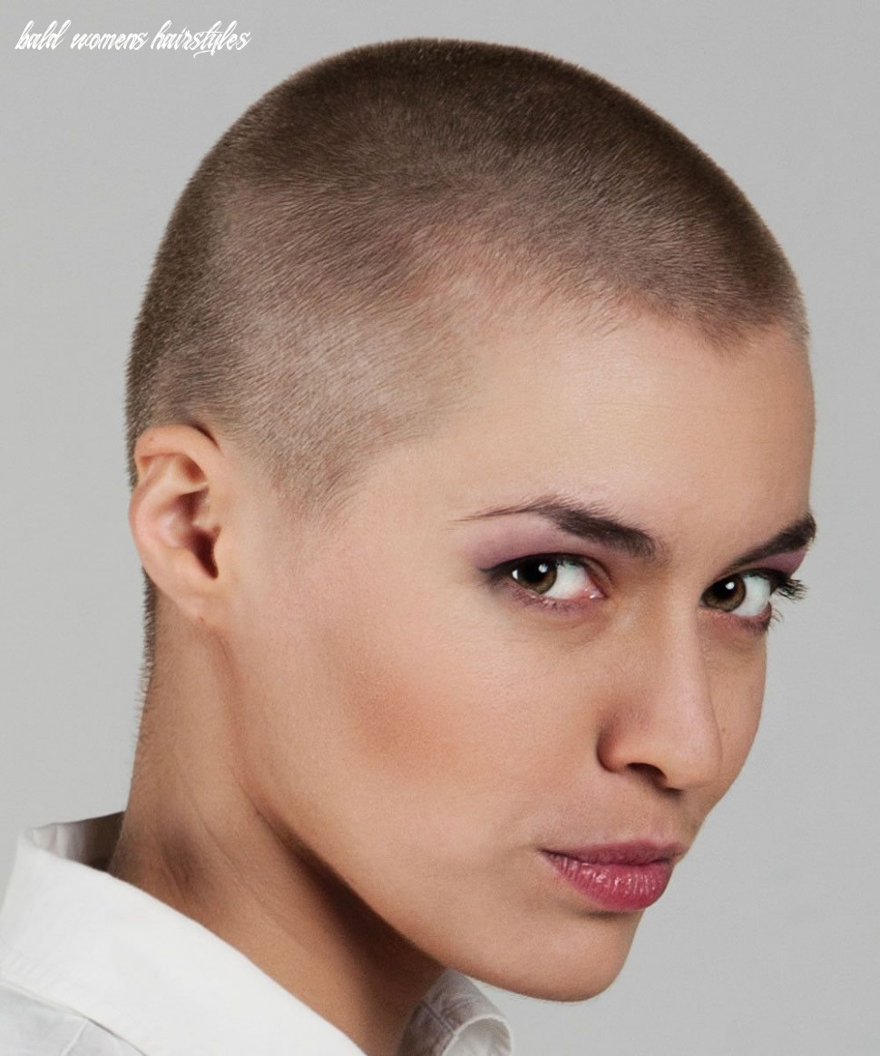 Unique bald womens hairstyles | womens hairstyles, shaved hair