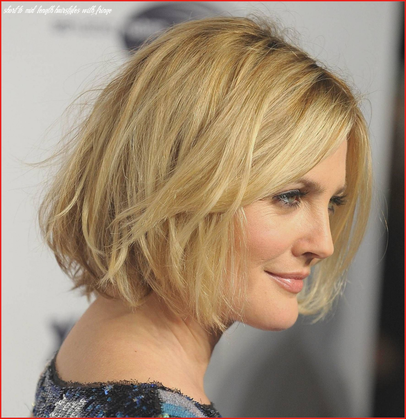 Unique Short and Medium Length Hairstyles Collection Of Medium ...