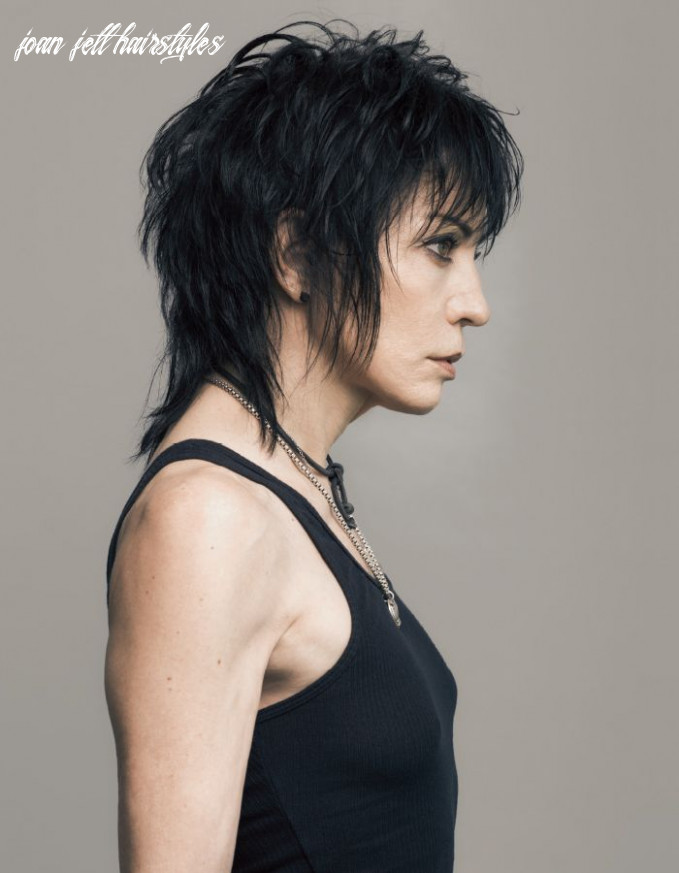 Use Your Voice: Joan Jett | Mullet hairstyle, Punk hair ...