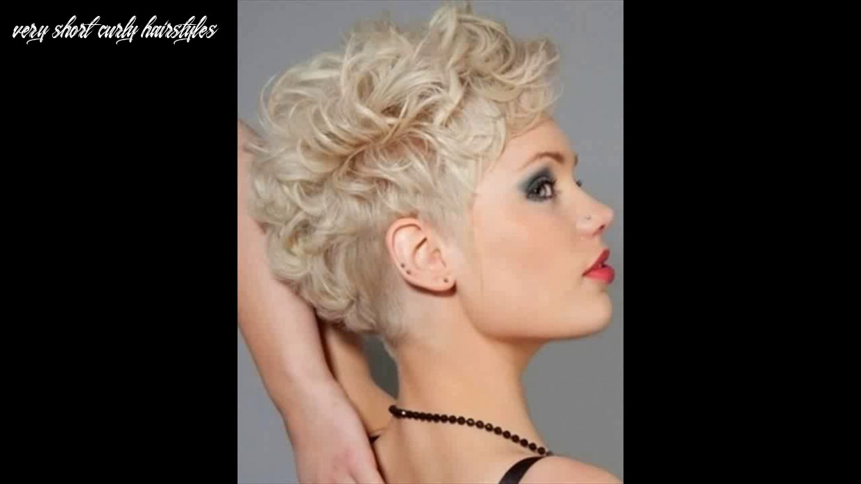 Very short curly hairstyles 8 youtube very short curly hairstyles