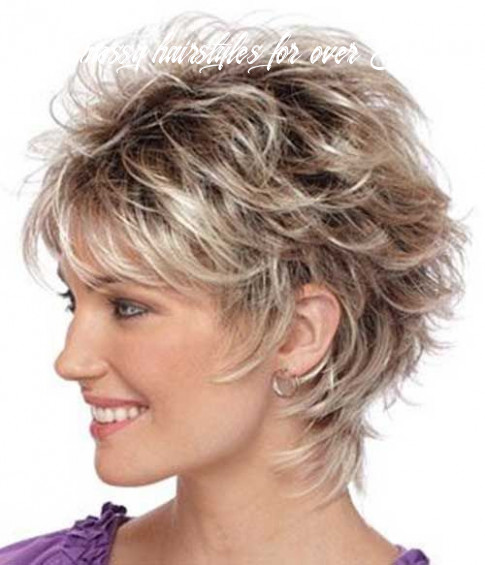 Very stylish short hair for women over 8 | short hair with layers