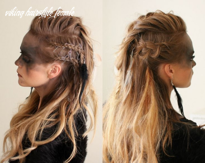 Viking hairstyles for women and men – inspirations and