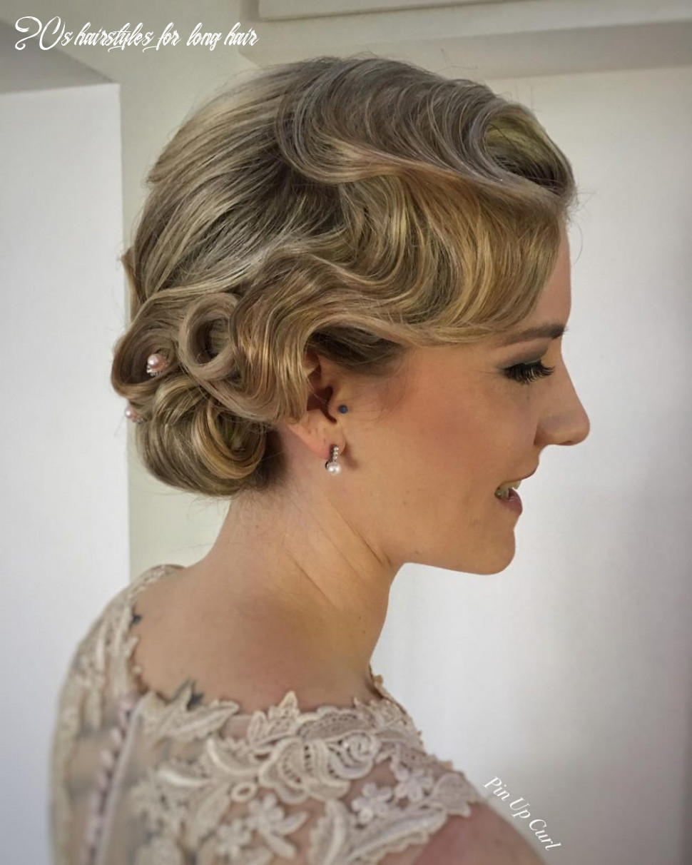 Vintage glam: 9 roaring 9s hairstyles 20s hairstyles for long hair