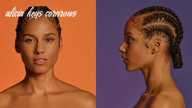 We're Here For Alicia Keys Cornrows-And-Baby- Hair Album Artwork
