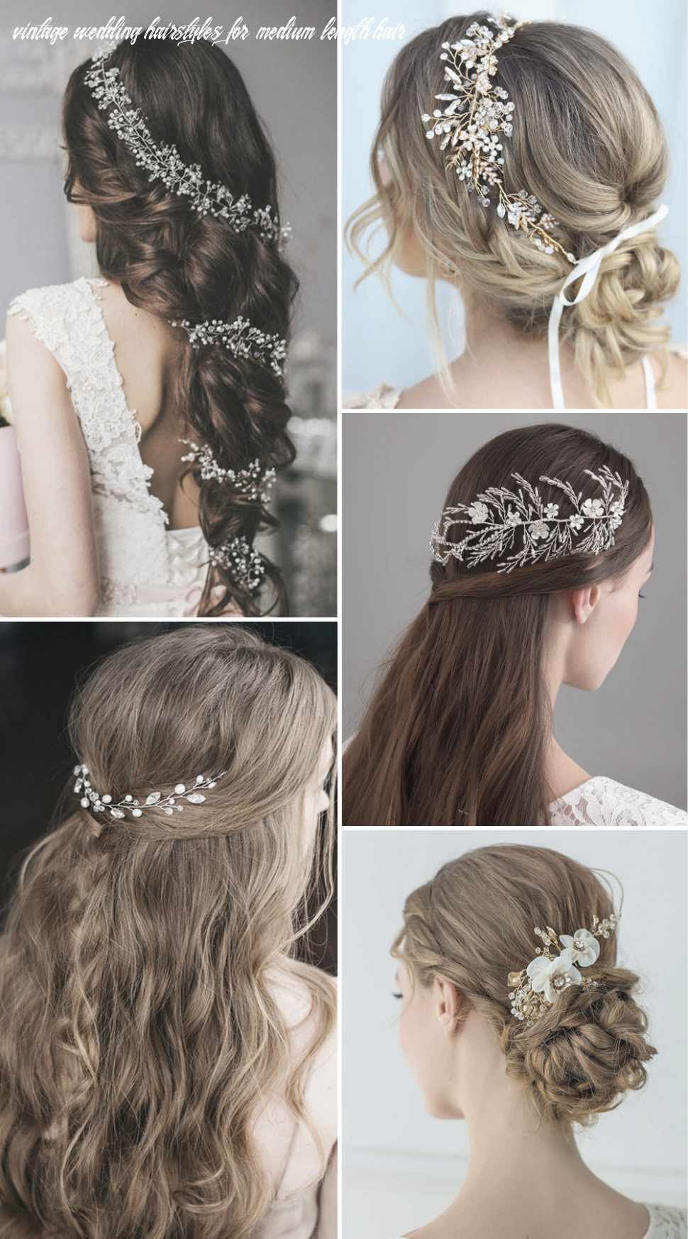 Wedding hair accessories and headpieces for bride | wedding hair