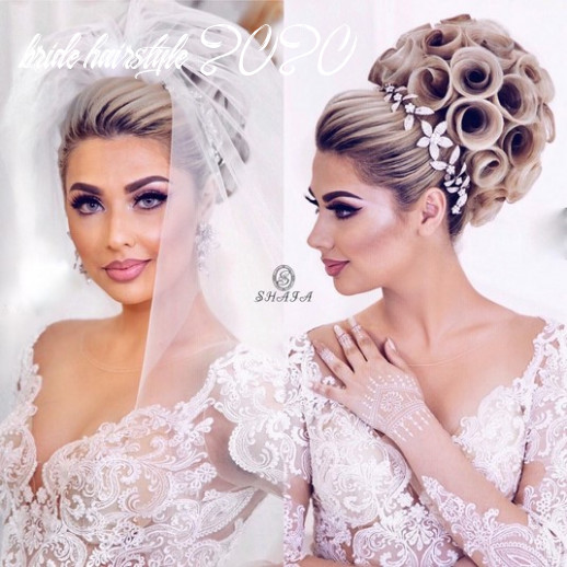 Wedding hairstyles for 12 12 * hair and fashion tips bride hairstyle 2020