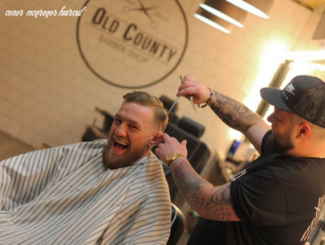 What conor mcgregor is really like according to his barber