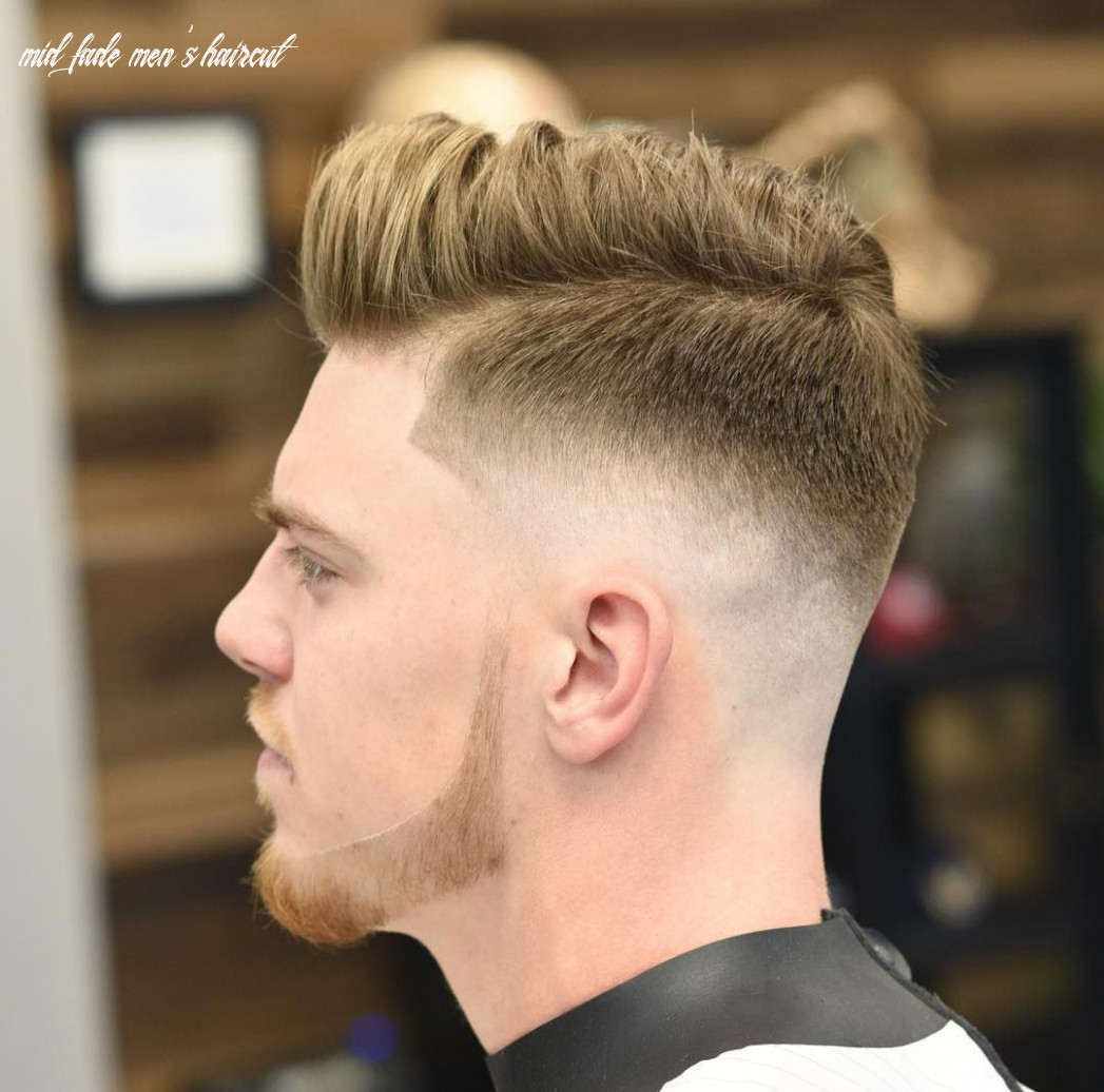 What is mid fade? 12 best medium fade haircuts (with images) | mid