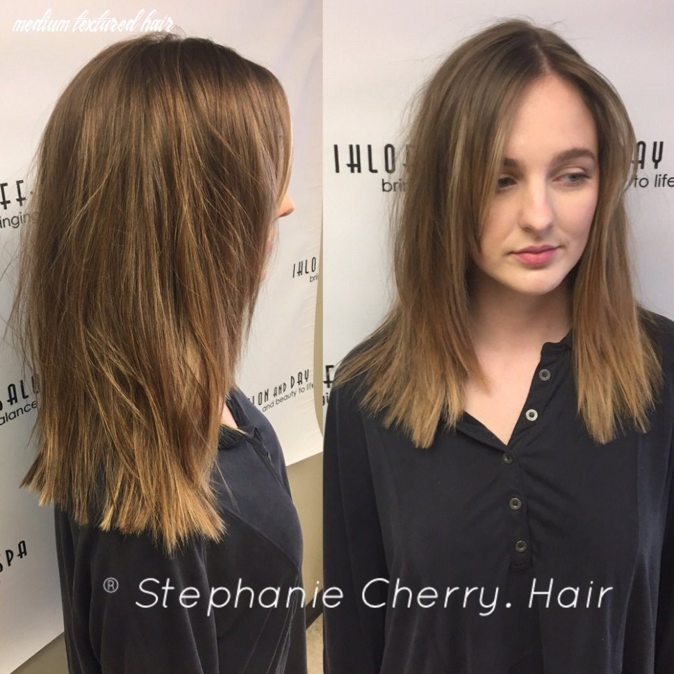 What is textured hair   uphairstyle medium textured hair