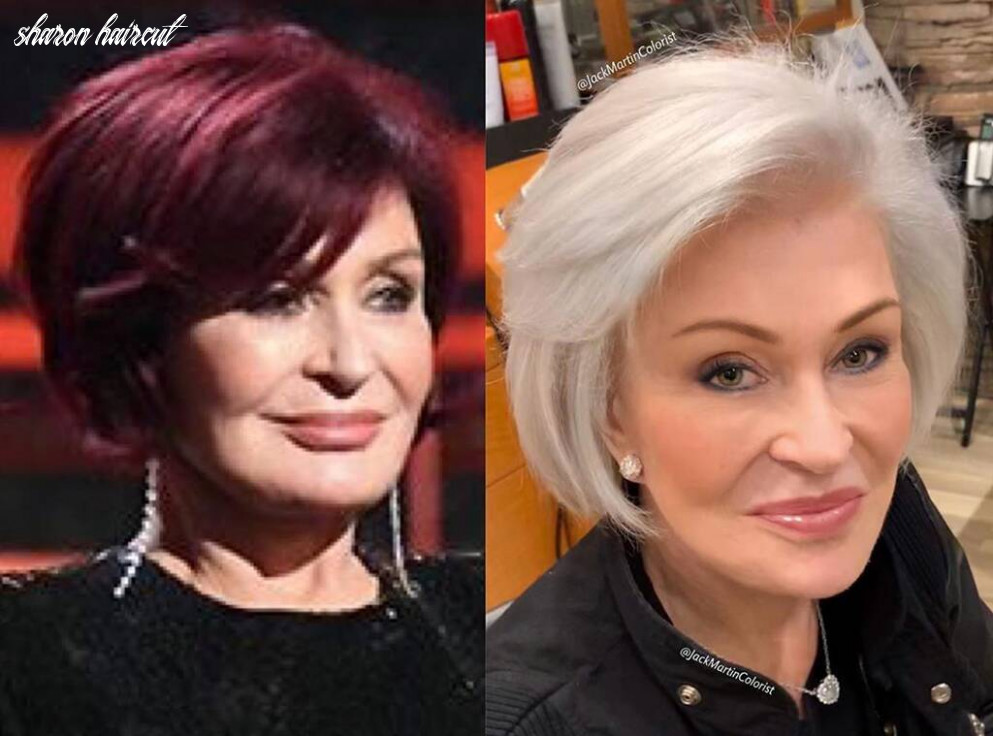 """You Have to See Sharon Osbournes Hair """"Transformation"""" 12 Years ..."""
