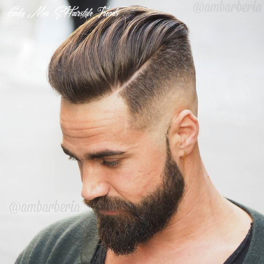 10 / 10 | cool hairstyles for men, mens hairstyles, undercut