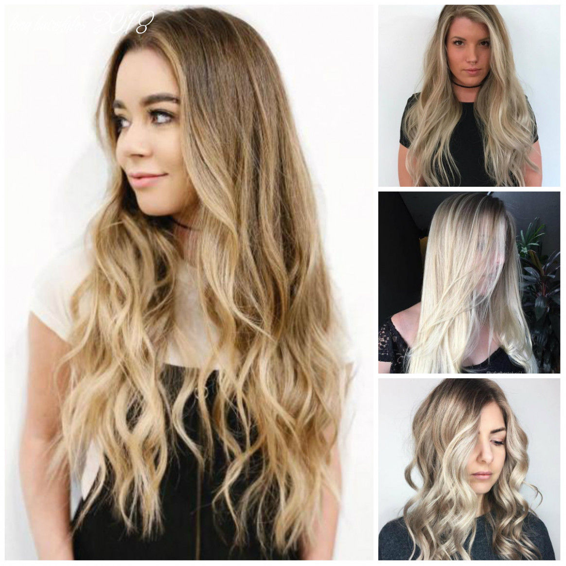 10/ 10 hairstyles for long blonde hair | 10 haircuts