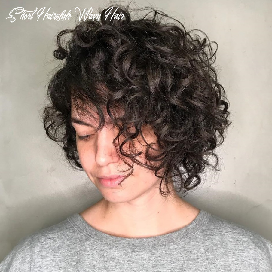 10 absolutely new short wavy haircuts for 10 hair adviser short hairstyle wavy hair