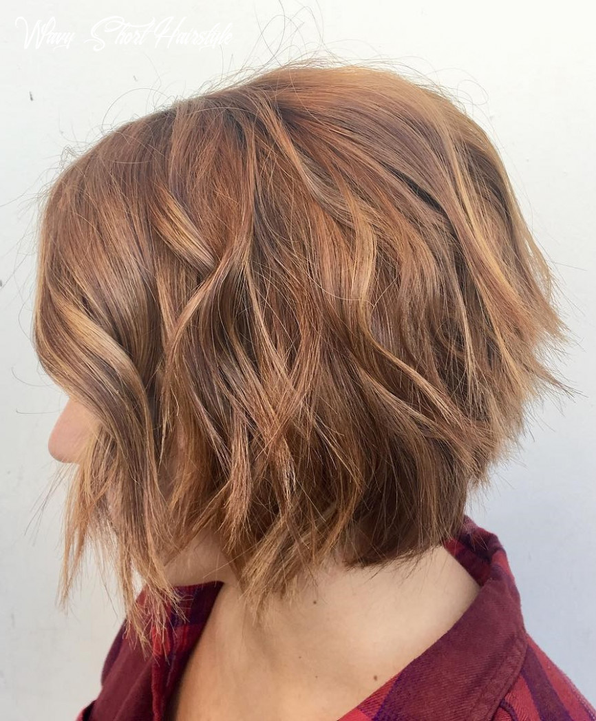 10 absolutely new short wavy haircuts for 10 hair adviser wavy short hairstyle
