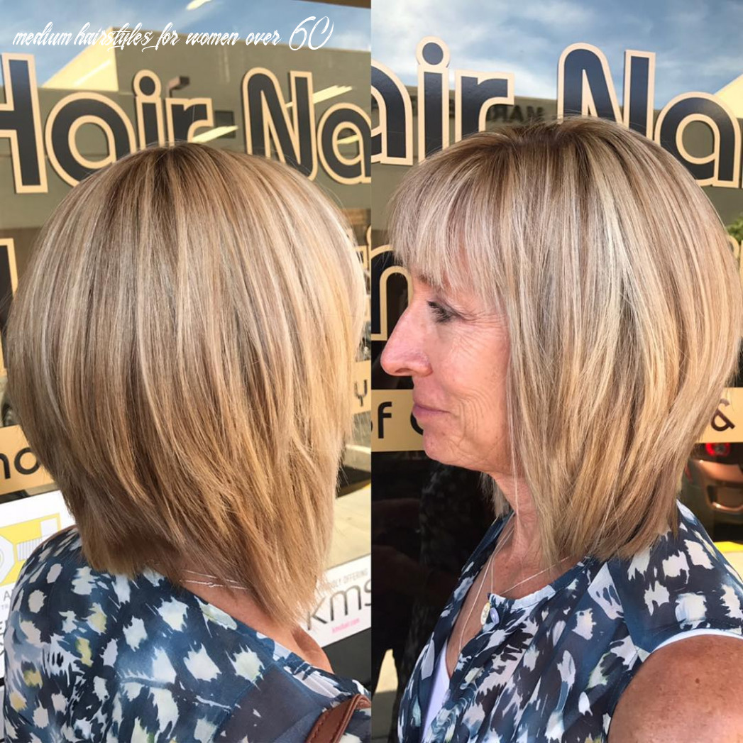 10 age defying hairstyles for women over 10 hair adviser medium hairstyles for women over 60