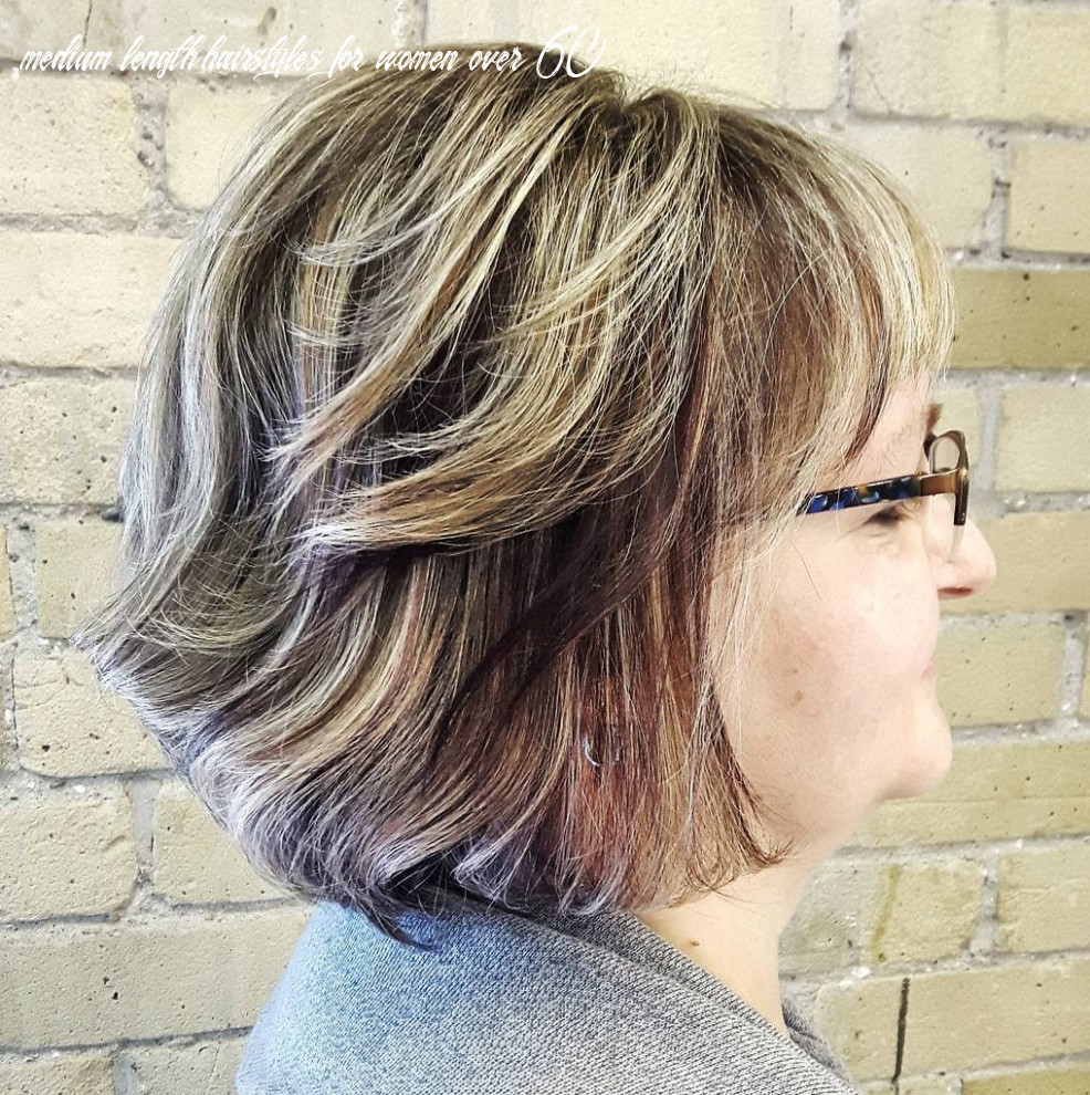 10 age defying hairstyles for women over 10 hair adviser medium length hairstyles for women over 60