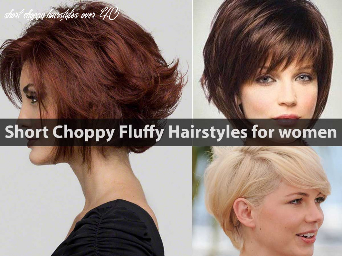 10 anti ageing hairstyles for women over 10   short choppy