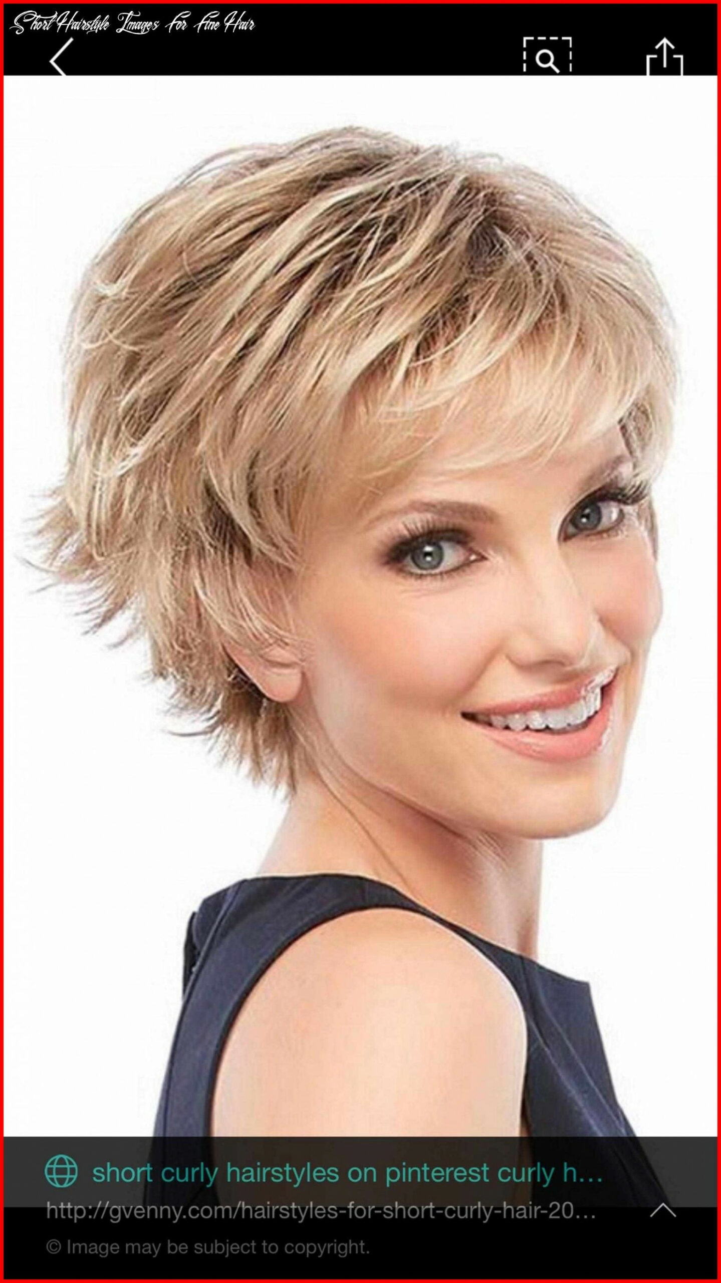 10 awesome best short hairstyles for fine and thin hair | rambut