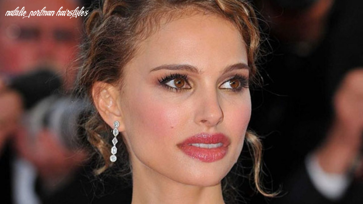 10 awesome natalie portman hairstyles slodive natalie portman hairstyles