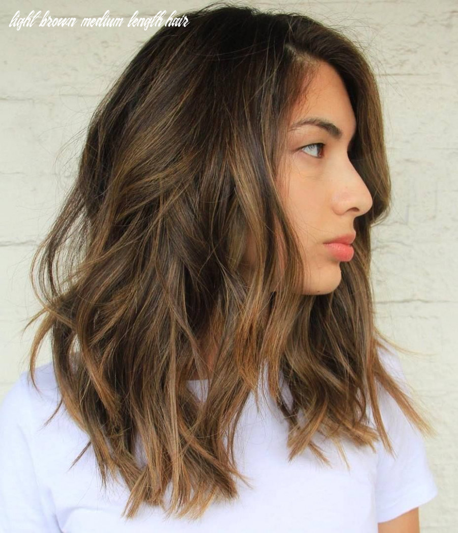 10 balayage hair color ideas with blonde, brown, caramel and red